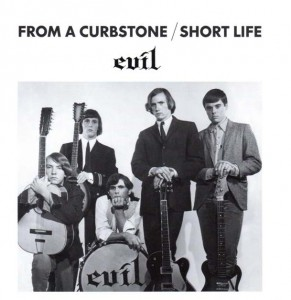 """From A Curbstone"" & ""Short Life""  finally got a 7"" release.   It only took 45 years!"