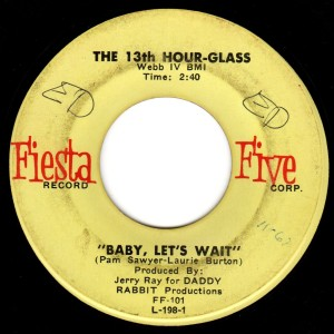 The Pensacola band's debut 45