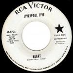 The Liverpool Five enjoyed huge success on WLOF