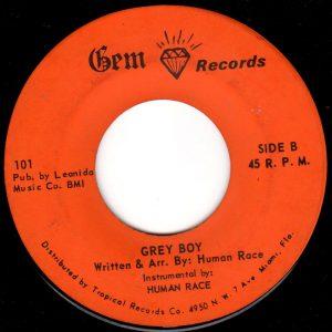 """Grey Boy"", named after Michael's nickname"