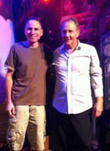 Bob Lind with Jeff Lemlich