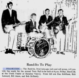 The Band-Its, 1966
