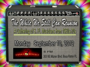 While We Still Can Reunion 2012