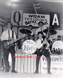 The Novas, at the WQAM Tea Council Battle of the Bands