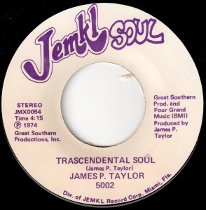 "A few obscure 45s were issued on the ""JEMKL Soul"" imprint"