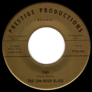 An original song by the Port St. Joe band that called itself the 13th Hour Glass.