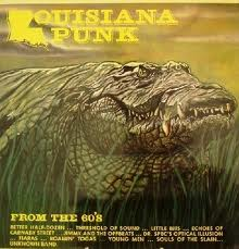 """""""What are we doing on a Louisiana punk compilation?"""""""