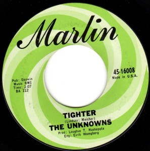 The second release, on Steve Alaimo's Marlin label.