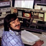 "Music Director Bill Vermillion, playing the hits -- and the ""should have been hits"" on WLOF Radio"